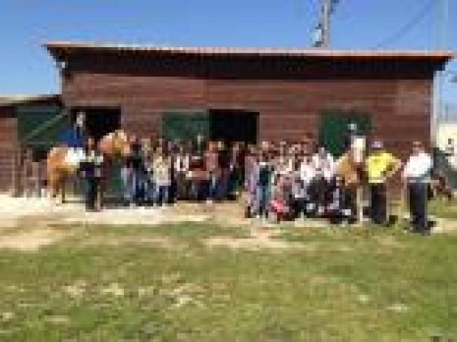 Κιάλι επίσκεψη στο Κεθις!! Σπουδαστές βοηθών φυσιοθεραπείας απο τα Ιεκ Δελτα της Θσν!!